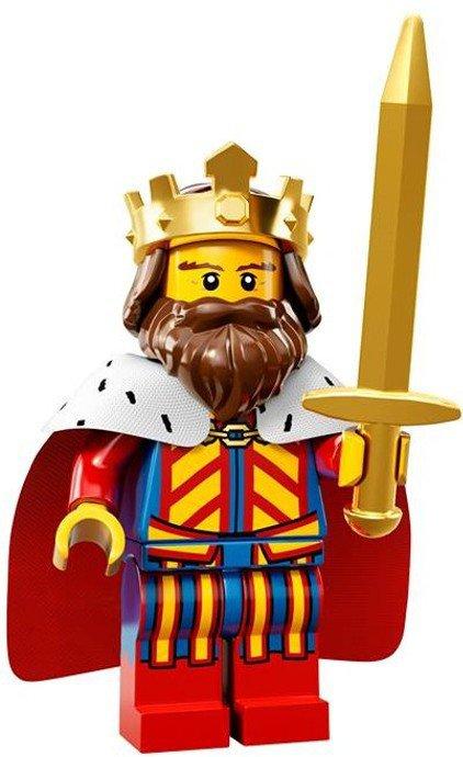 LEGO Minifiguren Serie 13 - Klasieke Koning