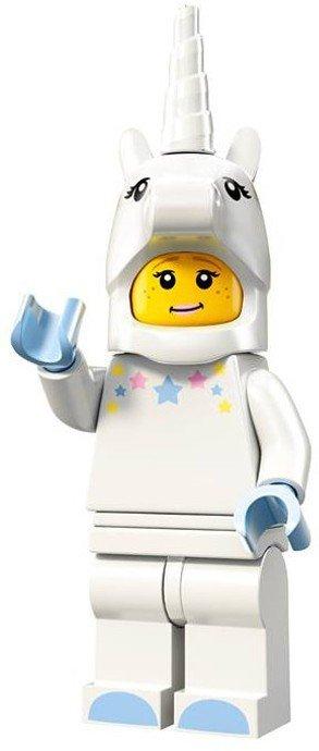 LEGO Minifiguren Serie 13 - Eenhoornmeisje