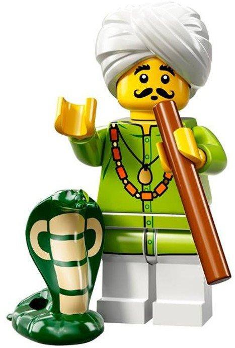 LEGO Minifiguren Serie 13 - Slangenbezweerder