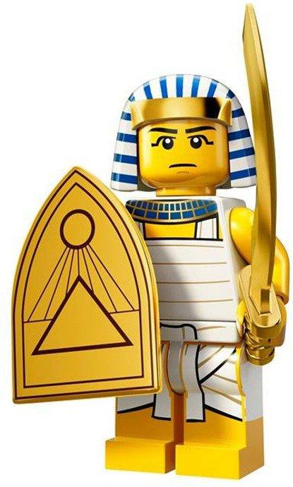 LEGO Minifiguren Serie 13 - Egyptische Krijger