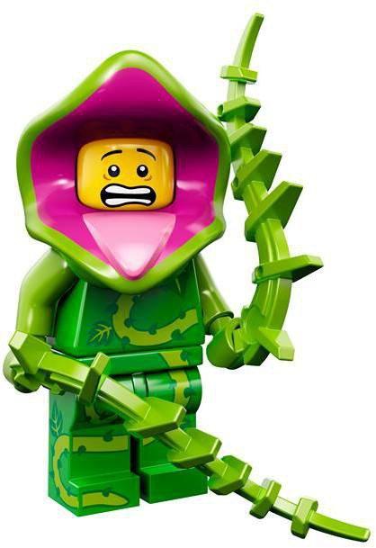 LEGO Minifiguren Serie 14 - Plant Monster