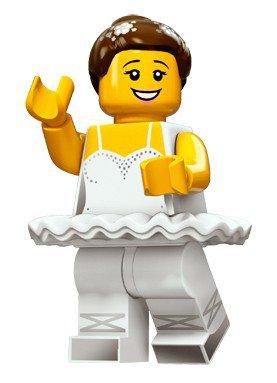 LEGO Minifiguren Serie 15 - Ballerina