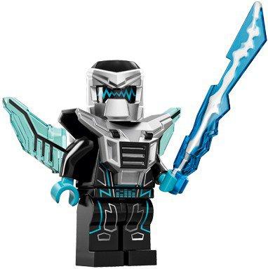 LEGO Minifiguren Serie 15 - Laser Mech