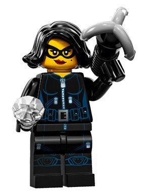 LEGO Minifiguren Serie 15 - Juwelendief