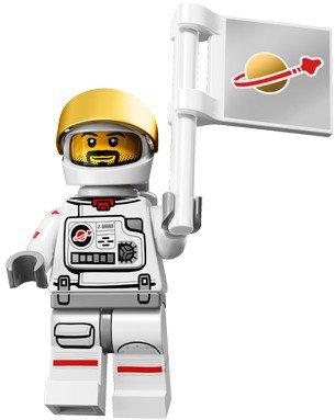 LEGO Minifiguren Serie 15 - Astronaut