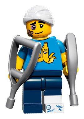 LEGO Minifiguren Serie 15 - Kluns