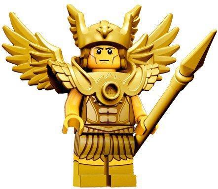 LEGO Minifiguren Serie 15 - Vliegende Strijder