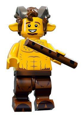 LEGO Minifiguren Serie 15 - Faun