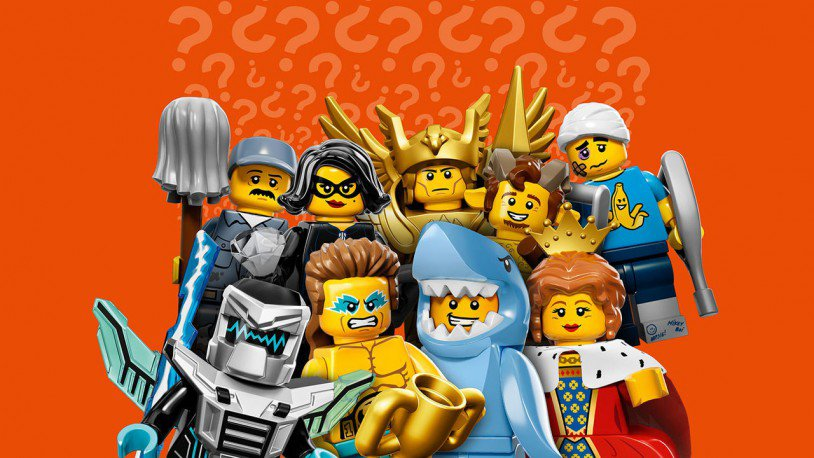LEGO Minifiguren Complete Serie 15