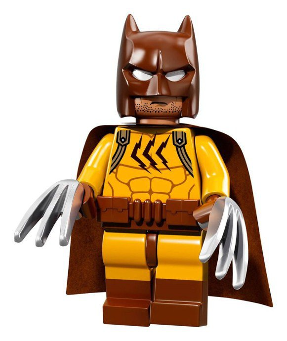 LEGO BATMAN Minifiguren Catman