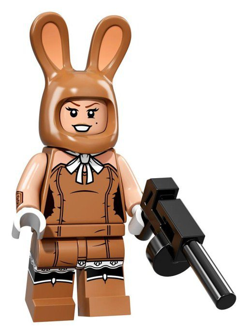 LEGO BATMAN Minifiguren March Harriet