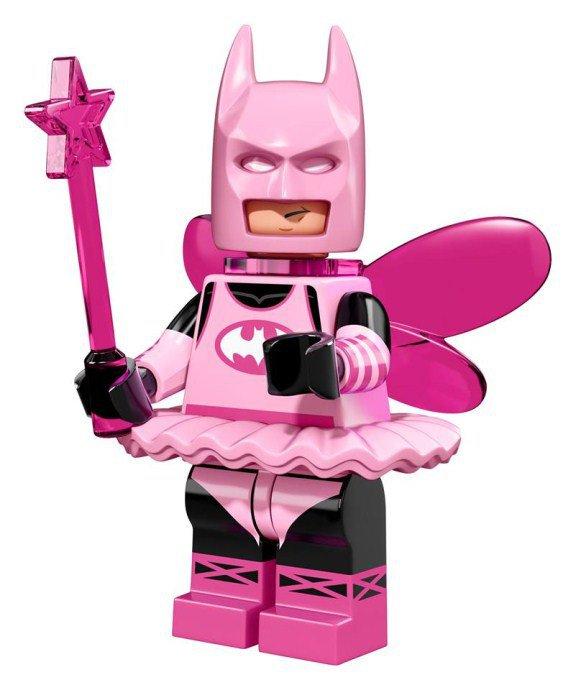 LEGO BATMAN Minifiguren Fairy Batman