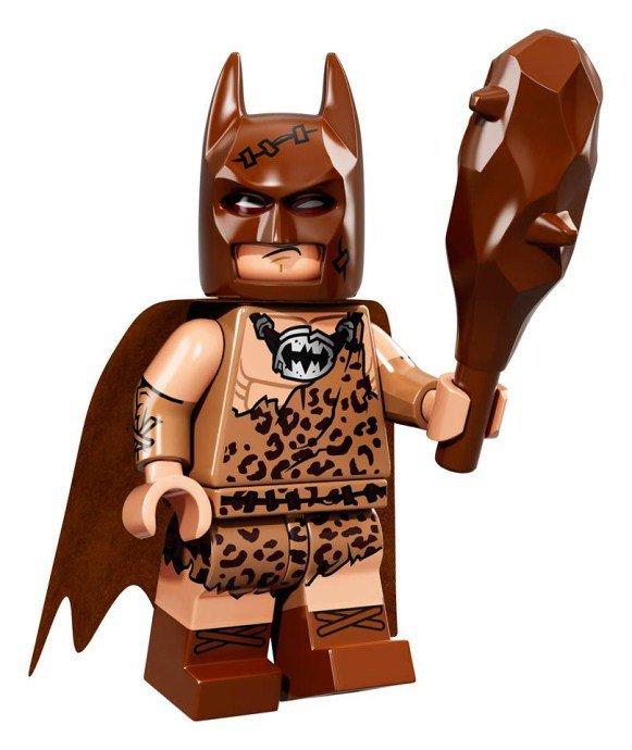 LEGO BATMAN Minifiguren Clan of the Cave Batman