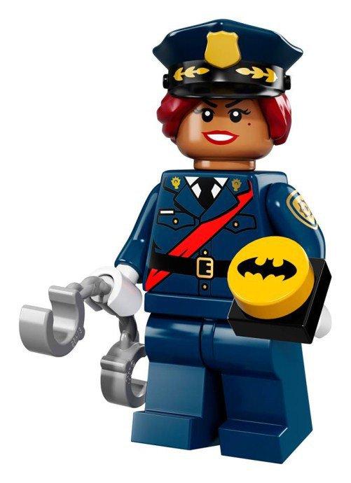 LEGO BATMAN Minifiguren Barbara Gordon