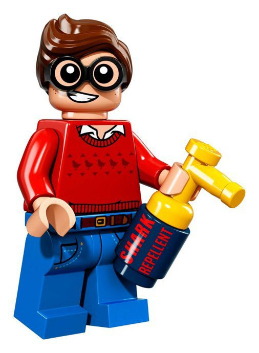LEGO BATMAN Minifiguren Dick Grayson