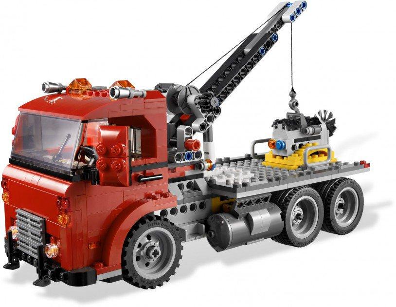 LEGO 7347 Creator Snelle Pickup Truck