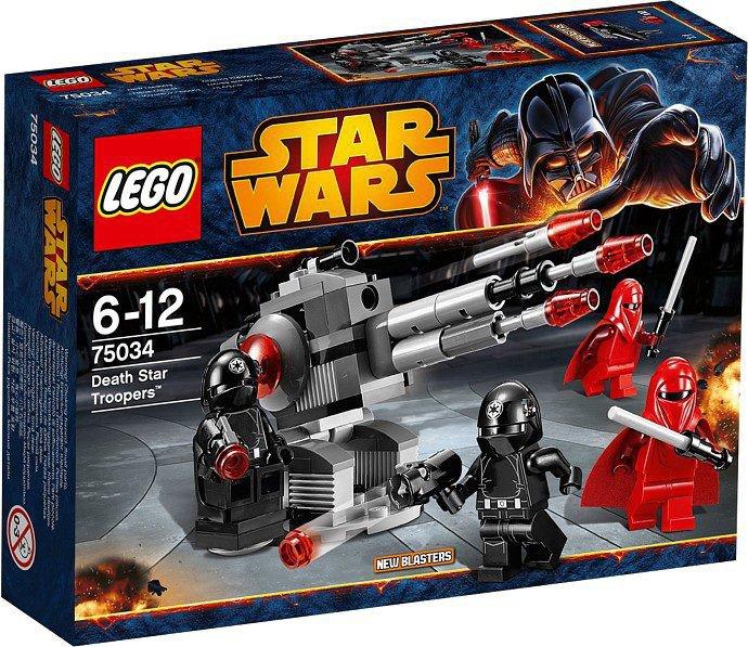 LEGO Star Wars - Death Star Troopers 75034