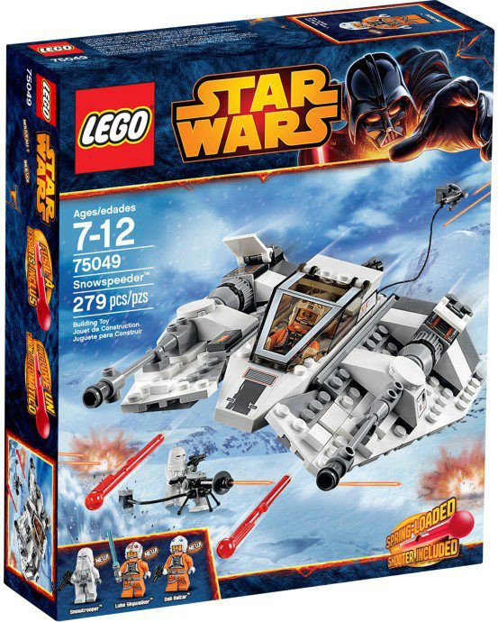 LEGO Star Wars - Snowspeeder 75049