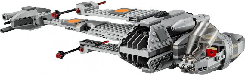 LEGO Star Wars B-Wing 75050