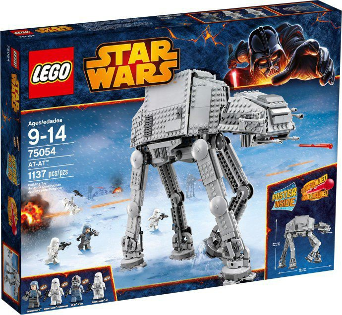 LEGO Star Wars - AT-AT 75054