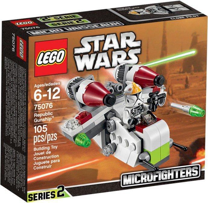 LEGO Star Wars - Republic Gunship 75076