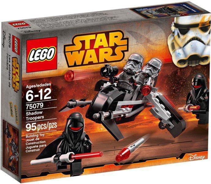 LEGO Star Wars - Shadow Troopers 75079