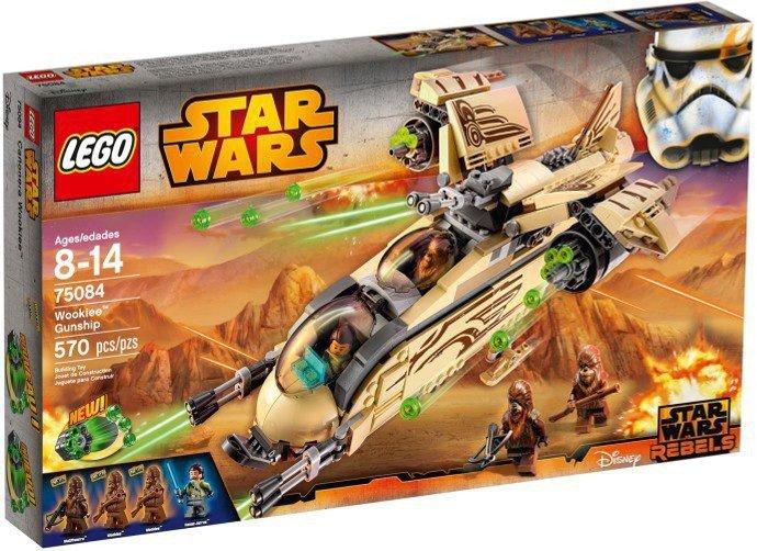 LEGO Star Wars - Wookiee Gunship 75084