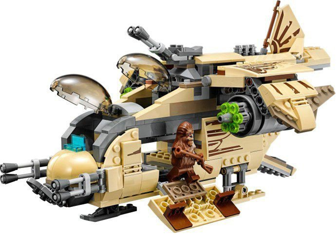 LEGO Star Wars - Wookiee Gunship 75084