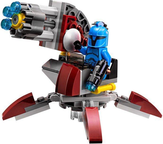 LEGO Star Wars - Senate Commando Troopers 75088