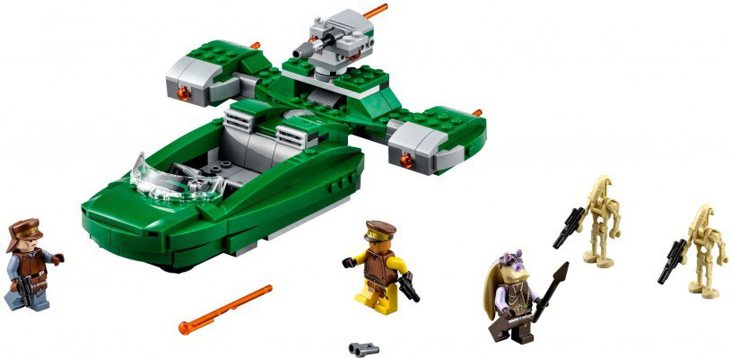 LEGO 75091 Star Wars Flash Speeder