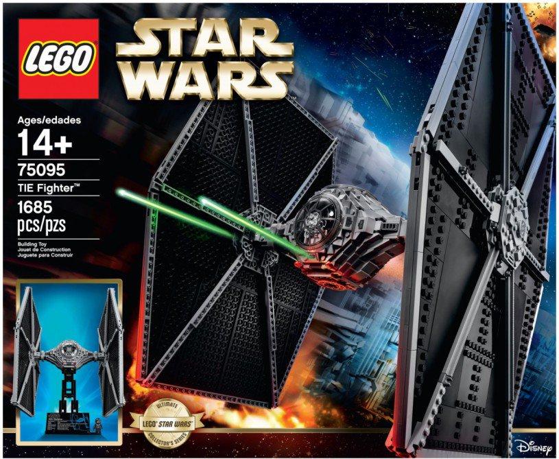LEGO Star Wars - TIE Fighter 75095