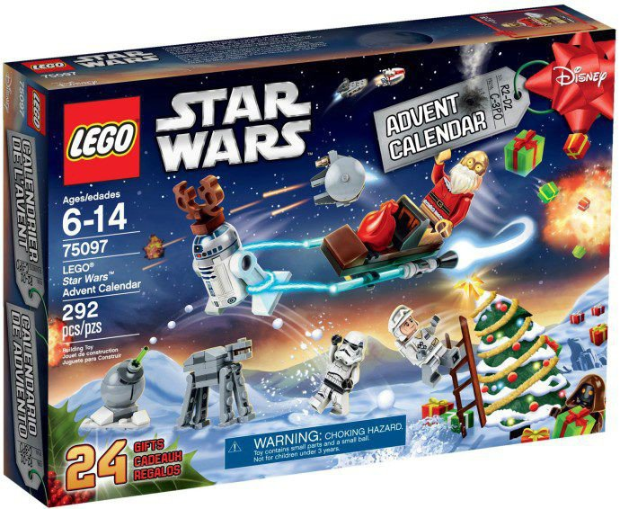 LEGO Star Wars - Star Wars Adventkalender 2015 - 75097