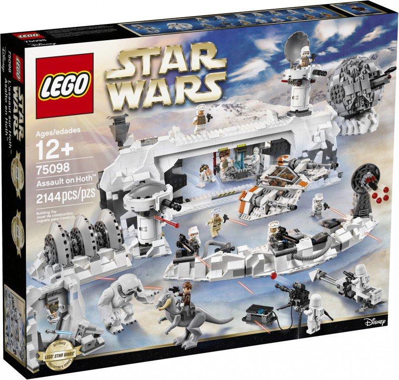 LEGO 75098 Aanval op Hoth