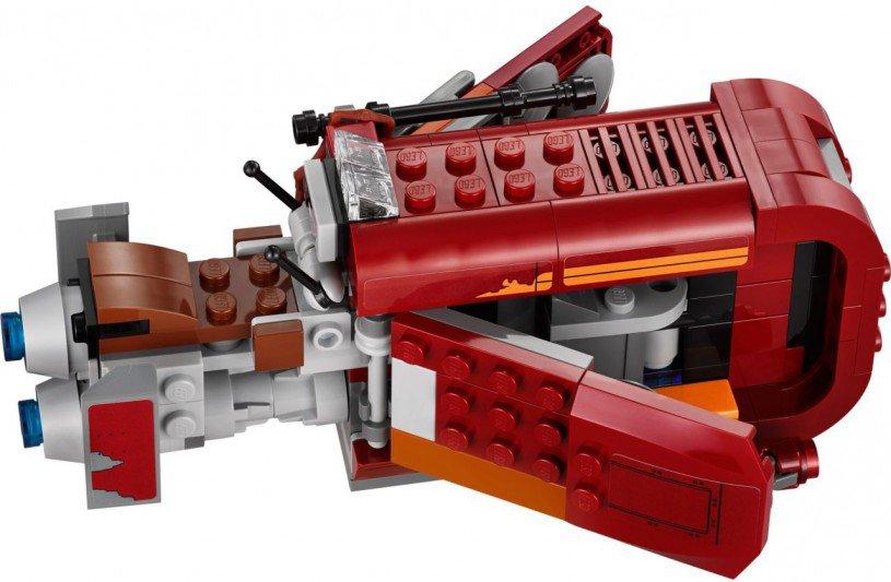 LEGO Star Wars - Rey's Speeder 75099