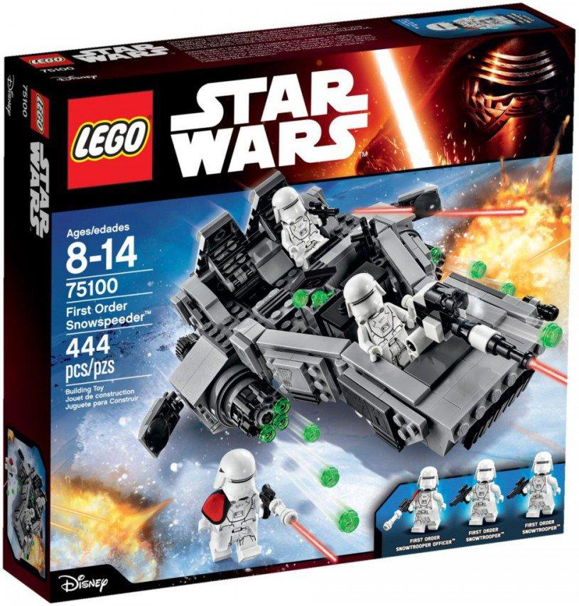 LEGO Star Wars - First Order Snowspeeder 75100