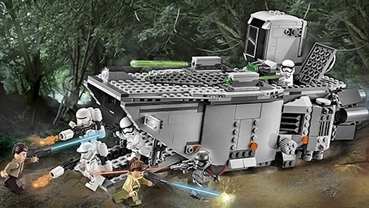 LEGO Star Wars - First Order Transporter 75103