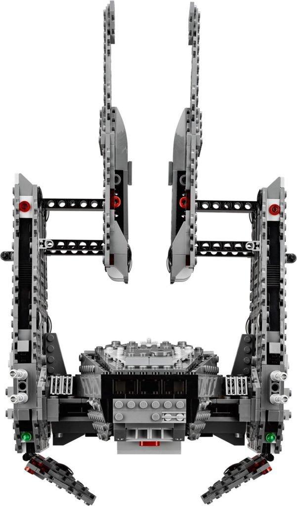LEGO Kylo Ren's Command Shuttle 75104