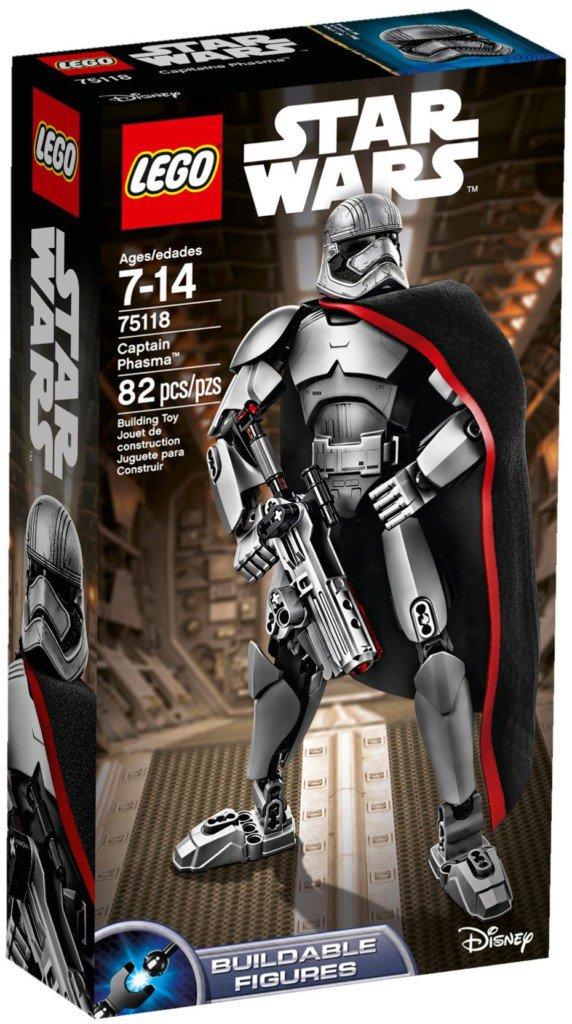 LEGO Star Wars - Captain Phasma 75118