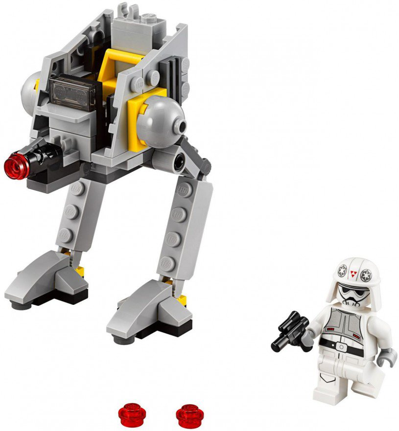 LEGO Star Wars - AT-DP Microfigther 75130