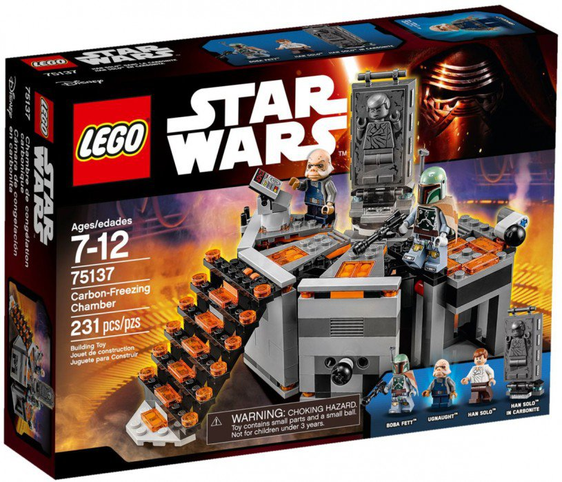 LEGO 75137 Star Wars: Carbon-Freezing Chamber