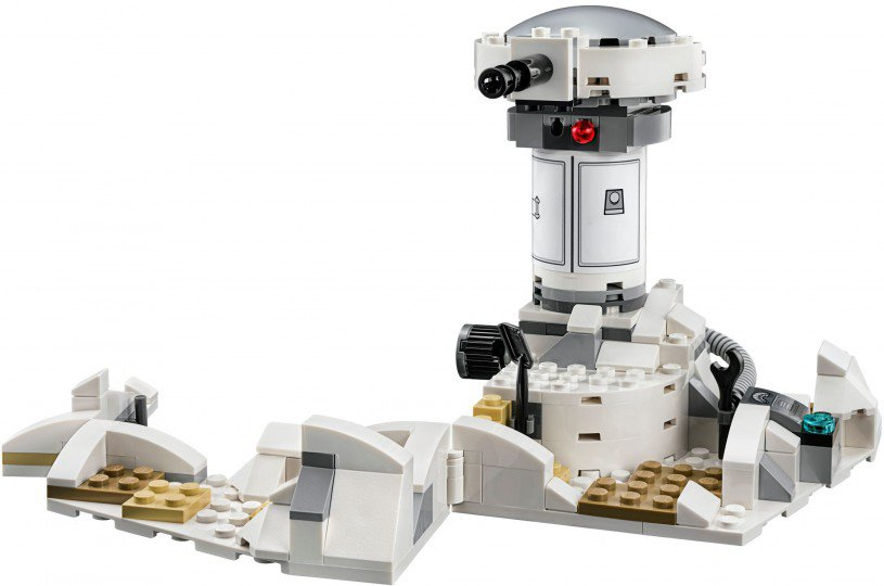 LEGO Star Wars Hoth aanval 75138
