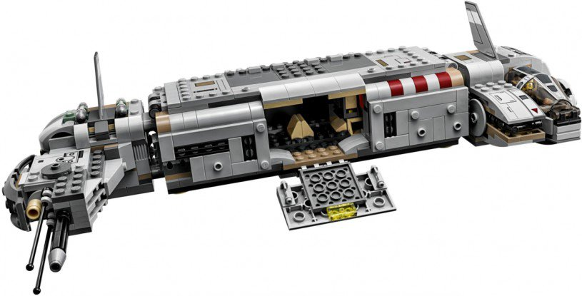 LEGO Star Wars - Resistance Troop Transporter 75140