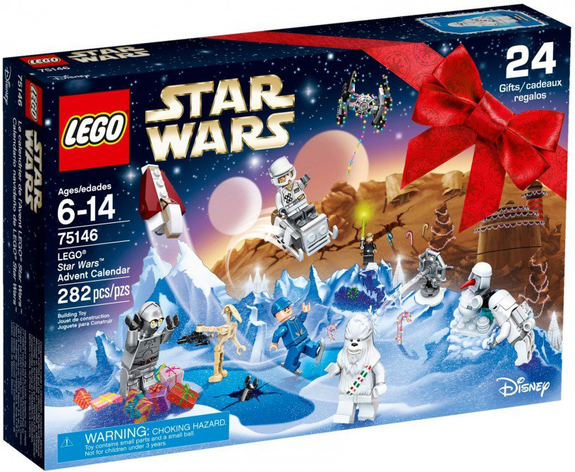 LEGO 75146 Star Wars Adventkalender 2016