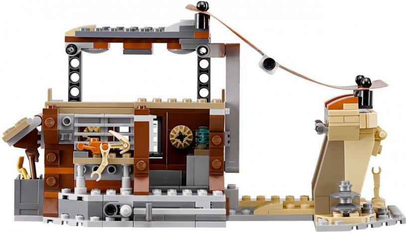 LEGO Star Wars Ontmoeting Op Jakku 75148