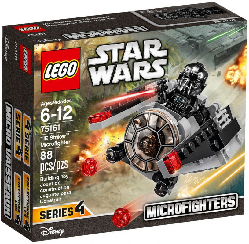 LEGO 75161 Star Wars: TIE Striker
