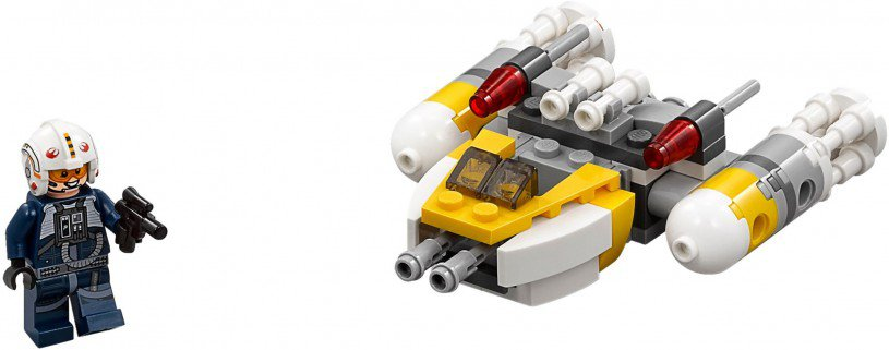 LEGO 75162 Star Wars: Y-Wing