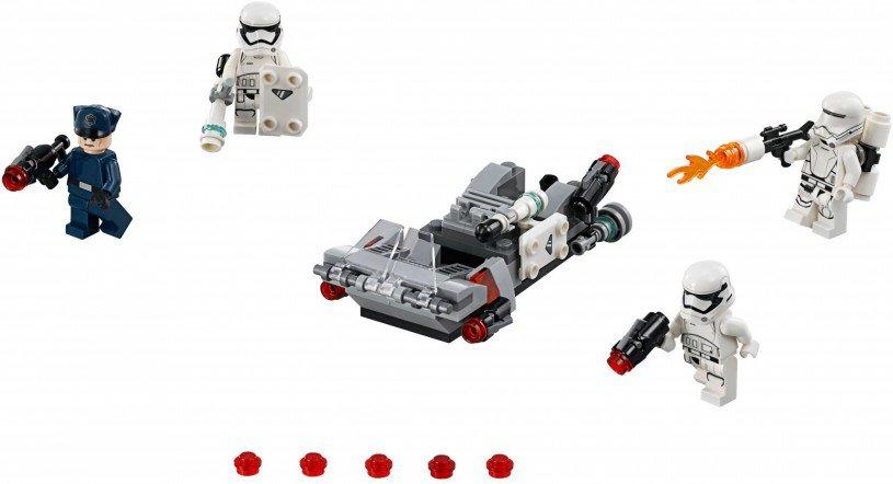 LEGO 75166 Star Wars: First Order Transport Speeder Battle Pack