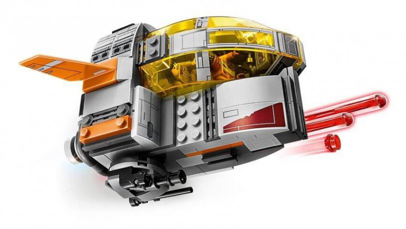 LEGO 75176 Star Wars: Resistance Transport Pod