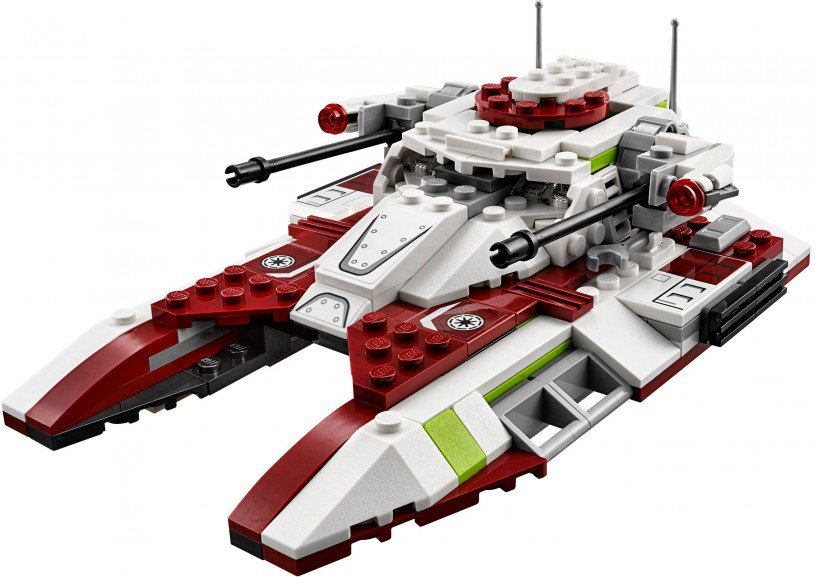 LEGO 75182 Star Wars: Republic Fighter Tank