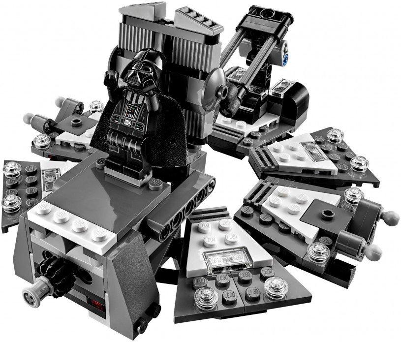 LEGO 75183 Star Wars: Darth Vader transformatie